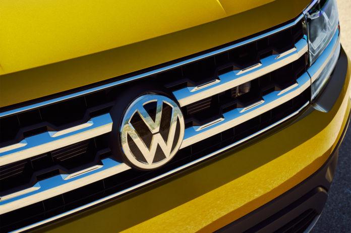 Тест-драйв Volkswagen Atlas 2017 - городской гигант