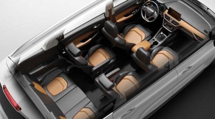 Китайский бренд Wuling готовится выйти в сегмент SUV моделью HongGuang S3