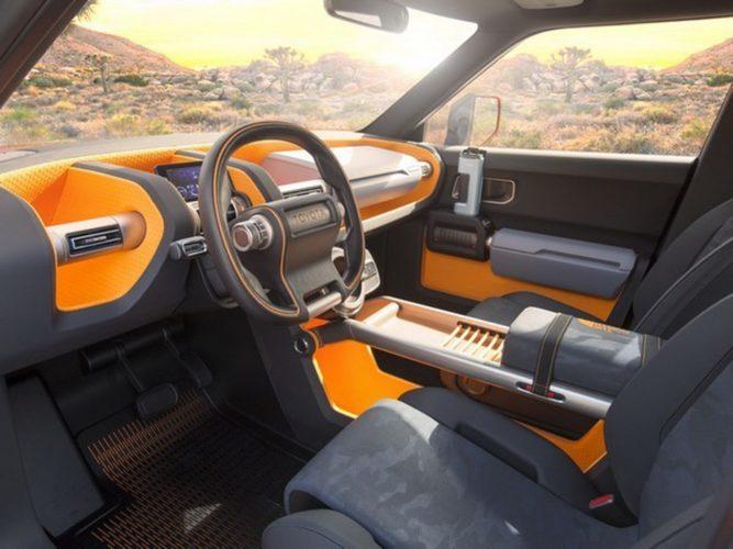 Для будущей модели внедорожника Toyota запатентовано имя TJ Cruiser