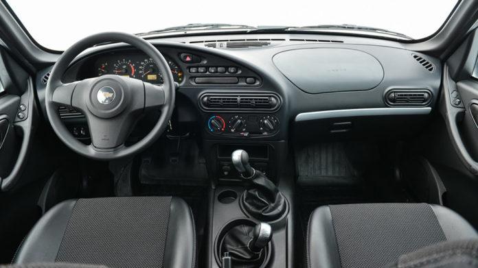 В Казахстане стартовали продажи Chevrolet Niva местной сборки