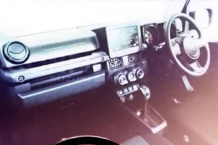 Фото-шпионы рассекретили внешность внедорожника Suzuki Jimny 4-го поколения