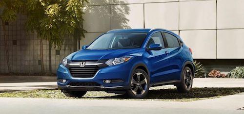 Honda HR-V образца 2018 года: продажи кроссоверов стартовали