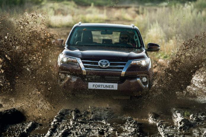 Toyota Fortuner скоро в России: производителем получен сертификат ОТТС