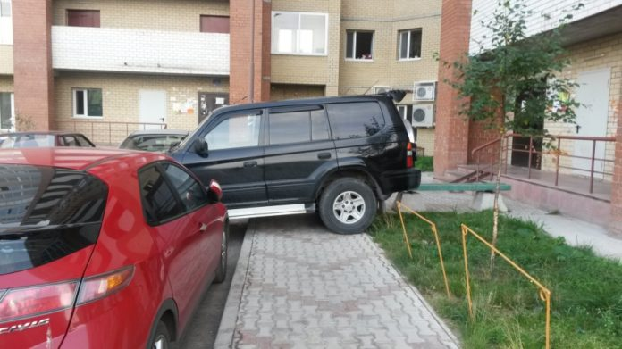 Подробно о штрафе за неправильную парковку