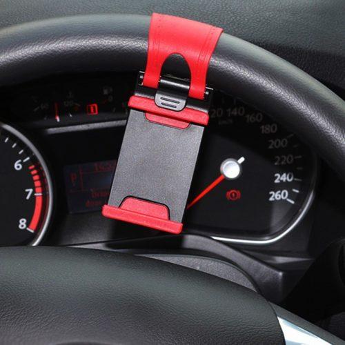 Держатель для телефона на руль авто