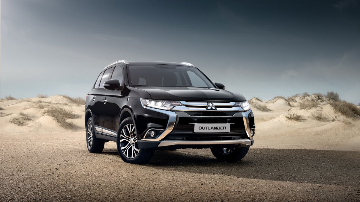 Mitsubishi Oytlander 2018