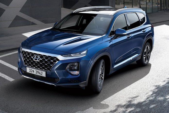 Кроссовер Hyundai Santa Fe поколения 4 в марте дебютирует в Европе
