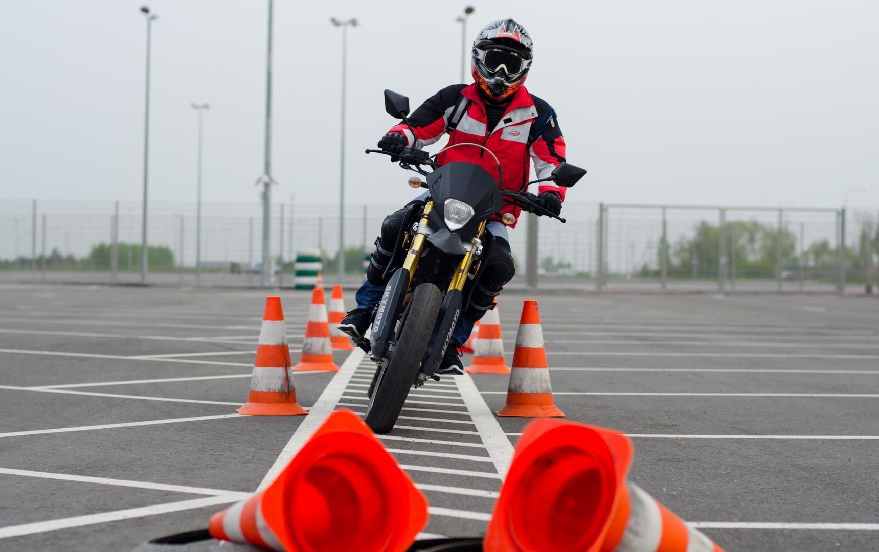 Право мотоциклистов