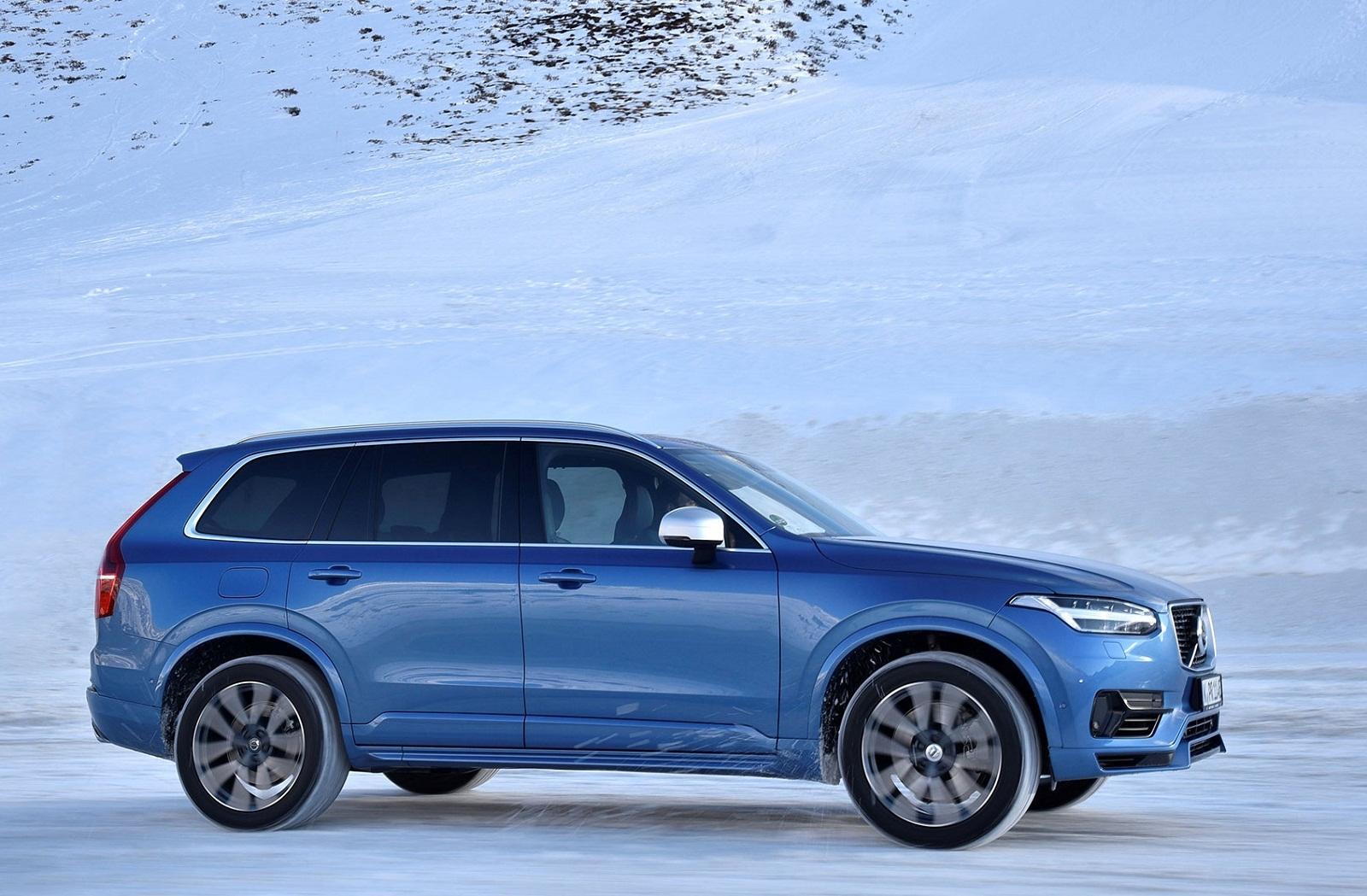 Тест-драйв Volvo XC90 2018 - баланс роскоши, производительности и цены