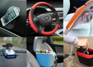 автомобильных аксессуаров