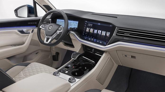 Volkswagen Touareg сменил поколение и ключевые рынки