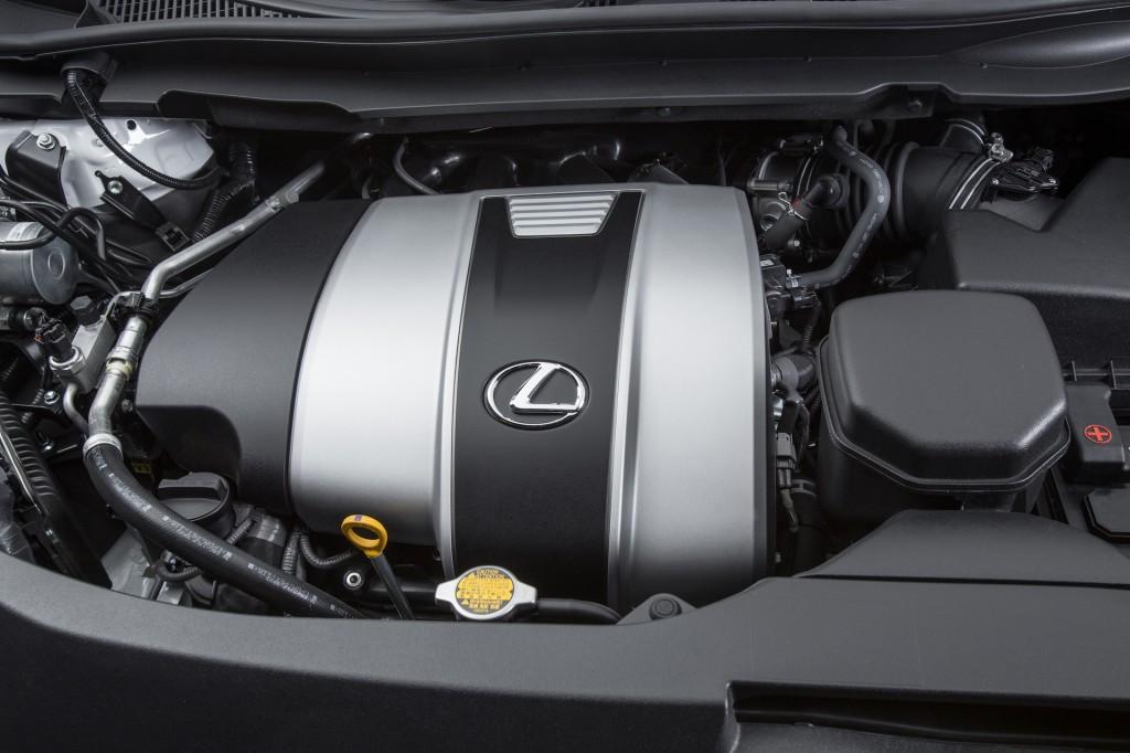 Lexus RX450h 2018