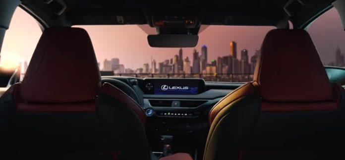 Ожидаемая премьера кроссовера Lexus UX состоялась в Женеве