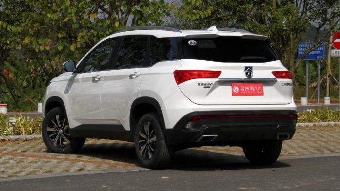 Кроссовер новой марки Baojun 530: продажи начались