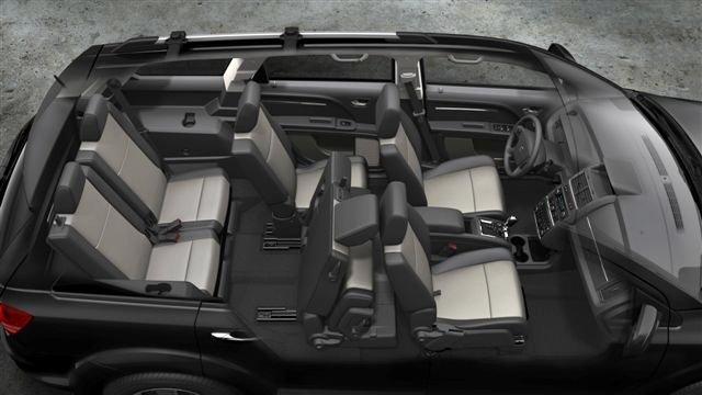Тест-драйв Dodge Journey 2018 - для незабываемых поездок