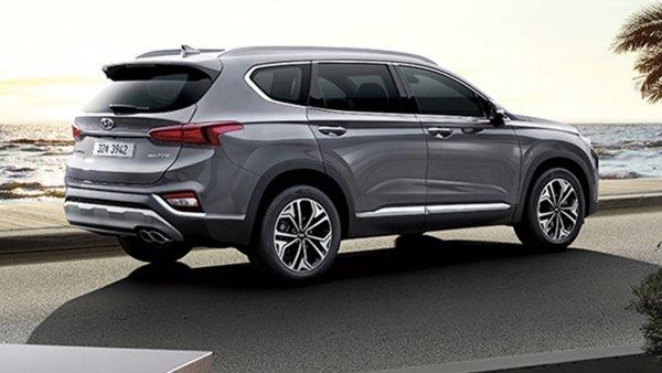 Сменивший поколение кросс Hyundai Santa Fe скоро в России: объявлены цены