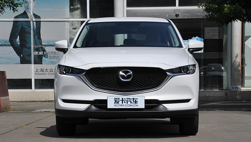 Обновленный к 2019 года кросс Mazda CX-5 готовится к дебюту