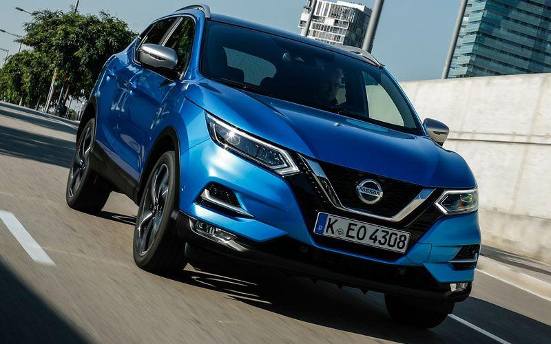 Кроссовер Nissan Qashqai обновлен и представлен для европейского рынка