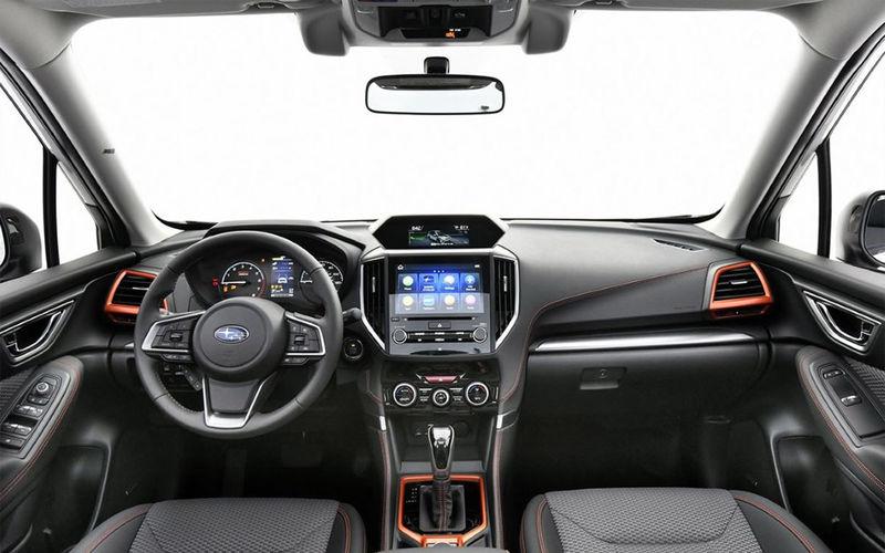 Стали известны рублевые цены на Subaru Forester поколения 5