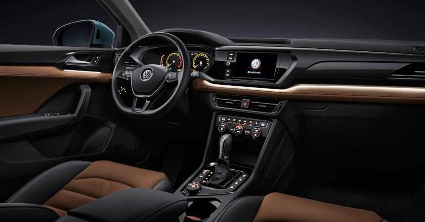 Volkswagen Tharu: первые официальные сведения о технической составляющей