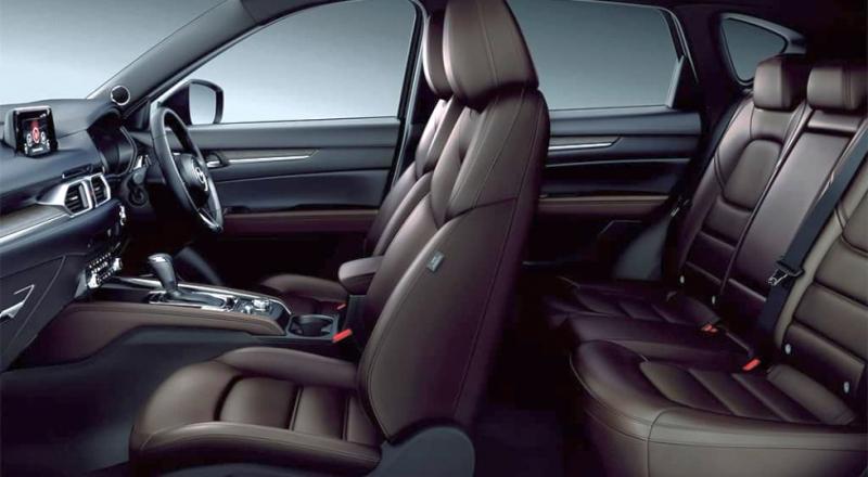 Обновлённый кросс Mazda CX-5 стартует с продажами на родине