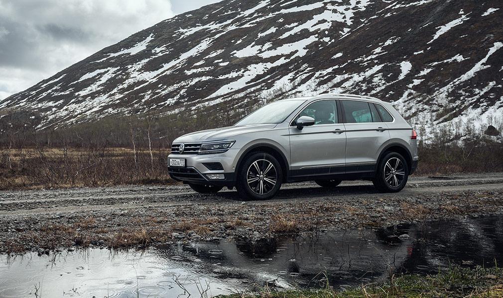 Volkswagen Tiguan All Inclusive — новинка 2019 года для России