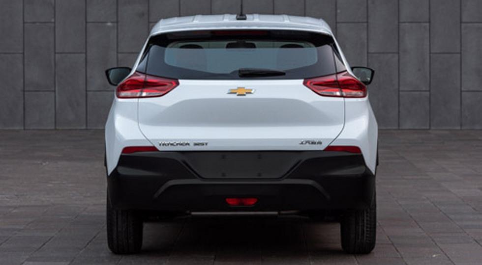 Компактный кроссовер Chevrolet Tracker поколения II готовится к премьере