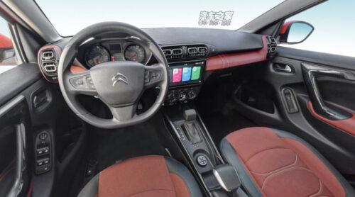 В Китае состоялась презентация обновленного компакт-кросса Citroen C3-XR