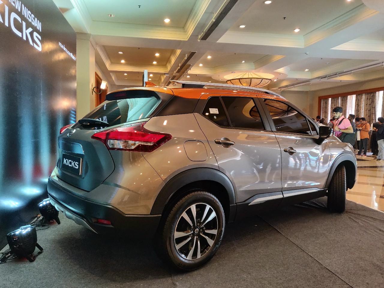 В Индии начались продажи бюджетной версии Nissan Kicks. Ждем в России