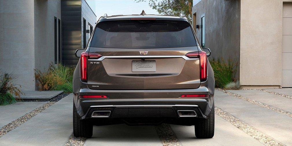 Представлен кроссовер Cadillac XT6. Ждем появления в РФ