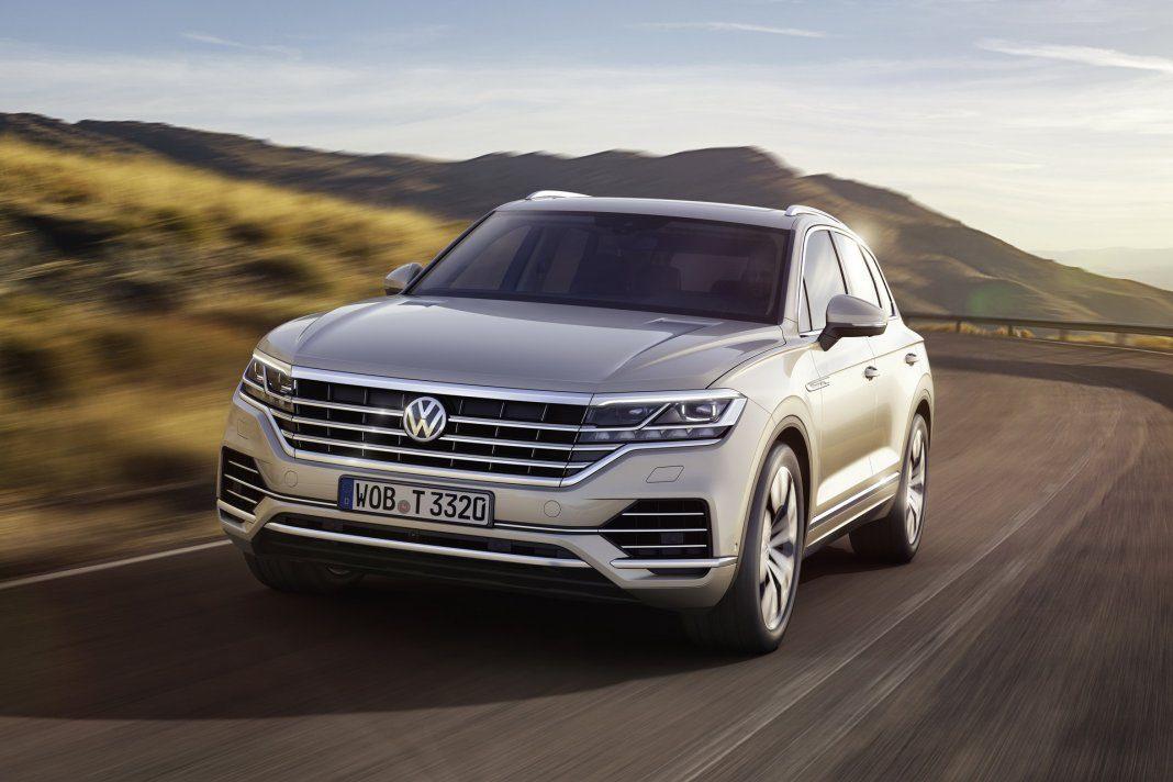 Новые кроссоверы Volkswagen