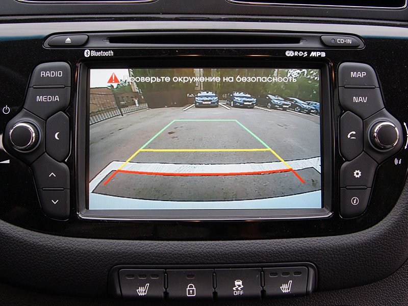 камеры заднего вида для авто