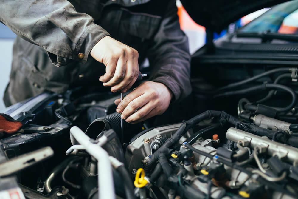 самостоятельный ремонт авто