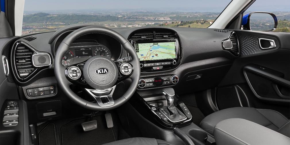 Названы комплектации и цены на новое поколение Kia Soul для рынка России