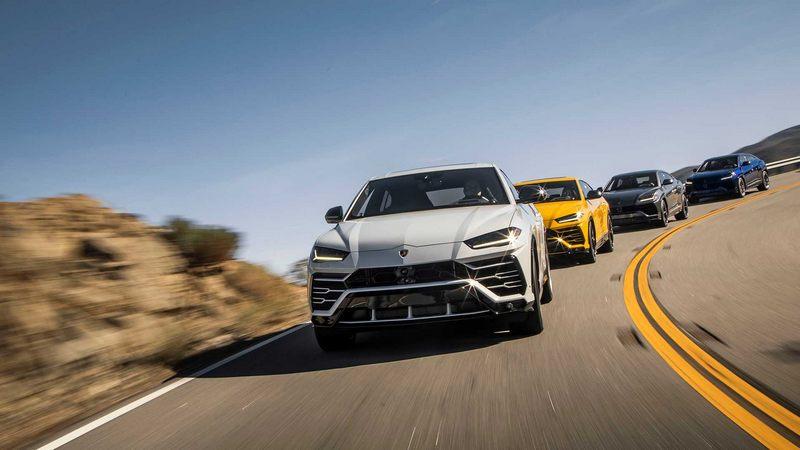 Обзор джипа Lamborghini Urus - внедорожник или спорткар?