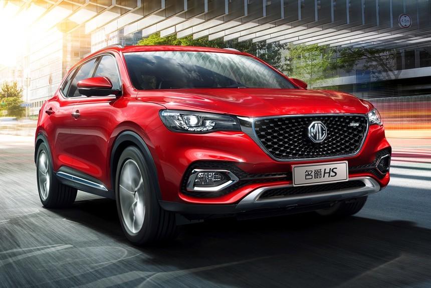Новый представитель сегмента SUV MG Hector дебютировал в Индии
