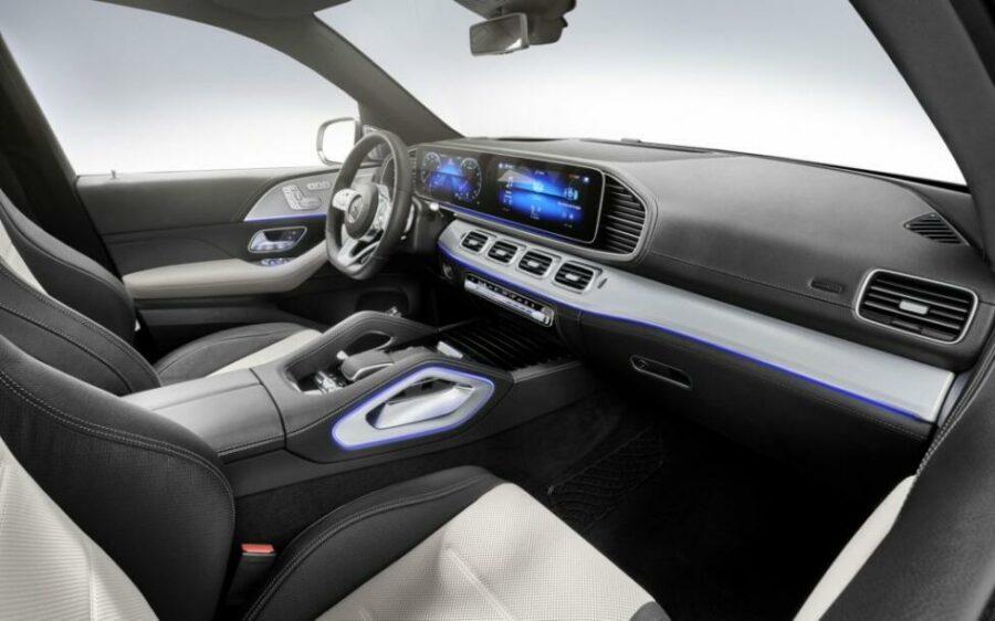 Рассекречен самый мощный кросс в линейке Mercedes-Benz GLE