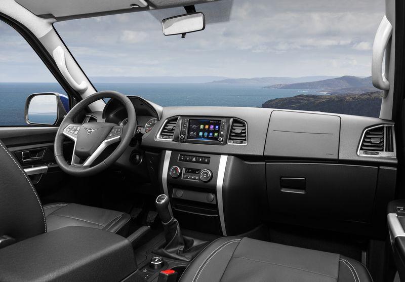 Для комплектаций Классик и Оптимум УАЗ Патриот расширен перечень опций