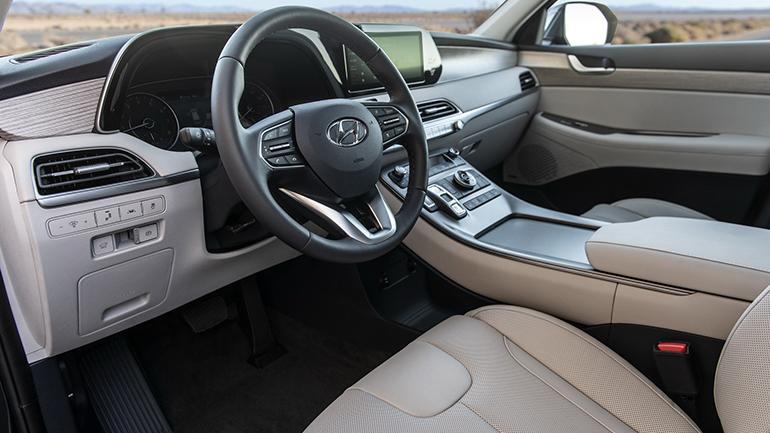 Hyundai Palisade готов к выходу на рынок США. Ждем в России