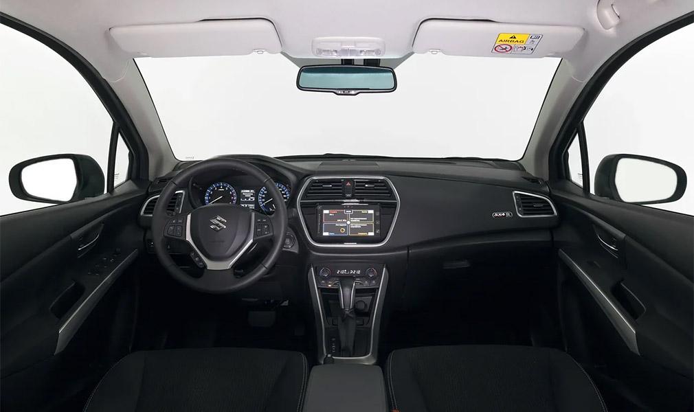 Российским покупателям предложен кросс Suzuki SX4 в новой спецверсии Tabi