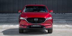 Вместе с обновлением Mazda CX-5 обновились рублевые цены на кроссовер