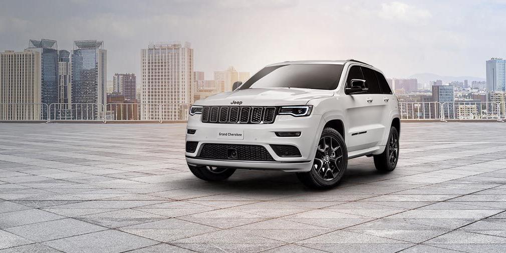 В России стартовали продажи новинки - Jeep Grand Cherokee S-Limited