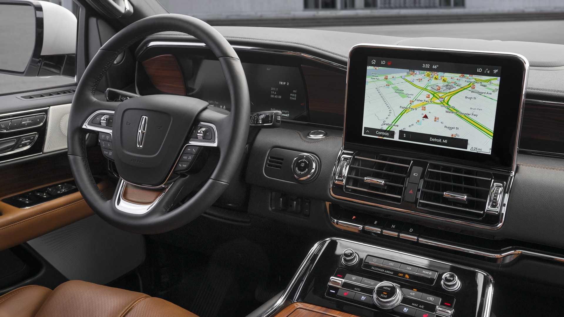 Объявлено о подготовке обновления внедорожника марки Lincoln Navigator