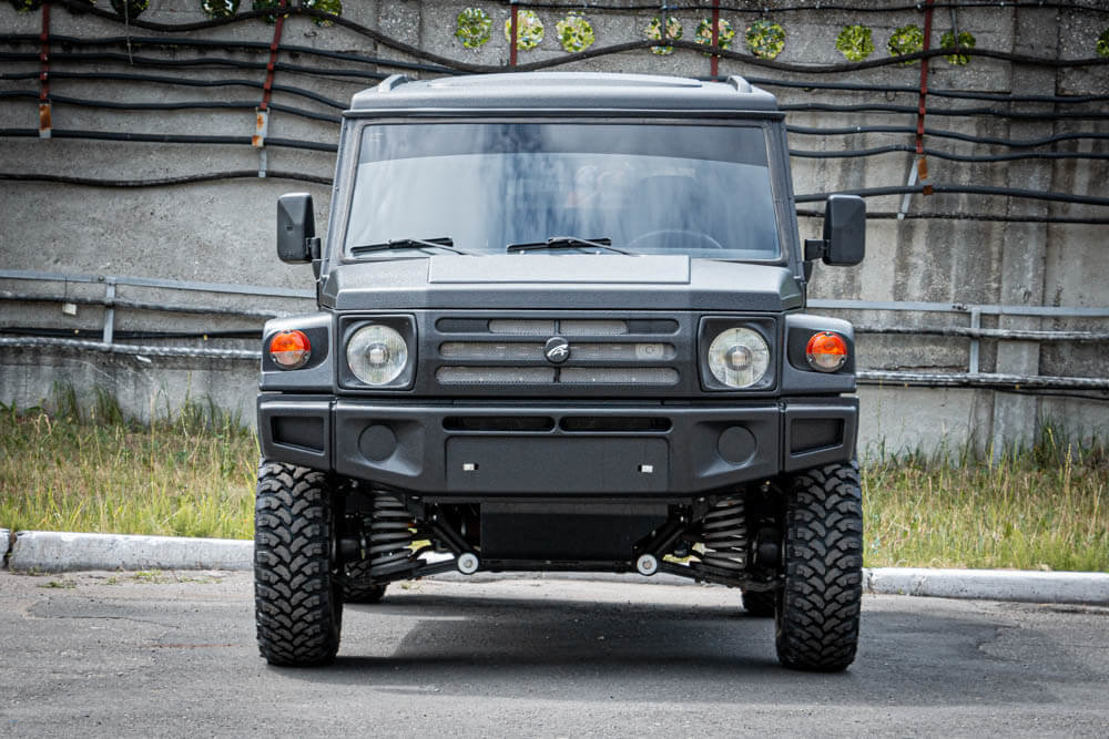 Внедорожник Апал-21541 «Сталкер» вышел на рынок РФ