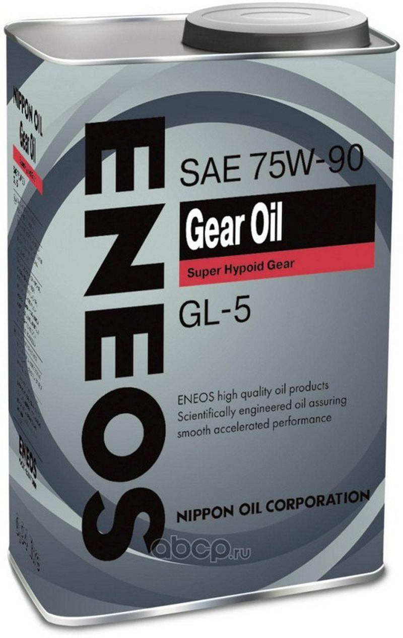 ENEOS Gear GL-5, минеральное, 75W-90, 0,9