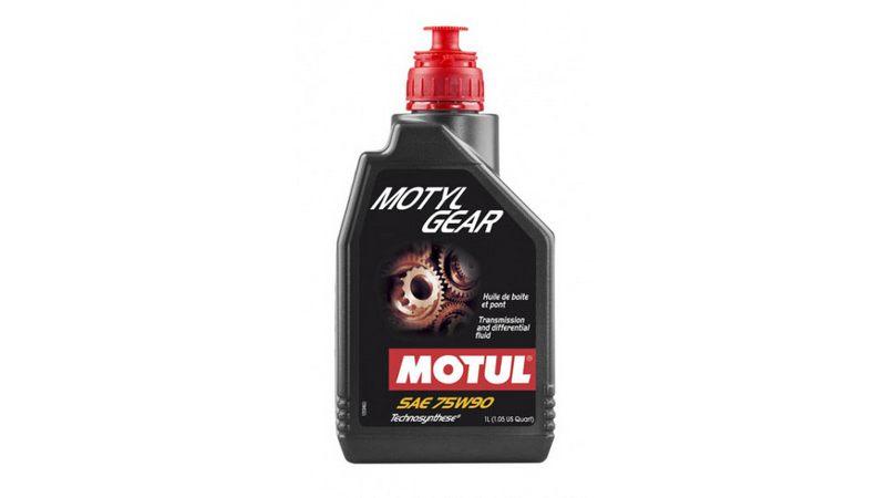MOTUL Motylgear 75w-90 полусинтетическое