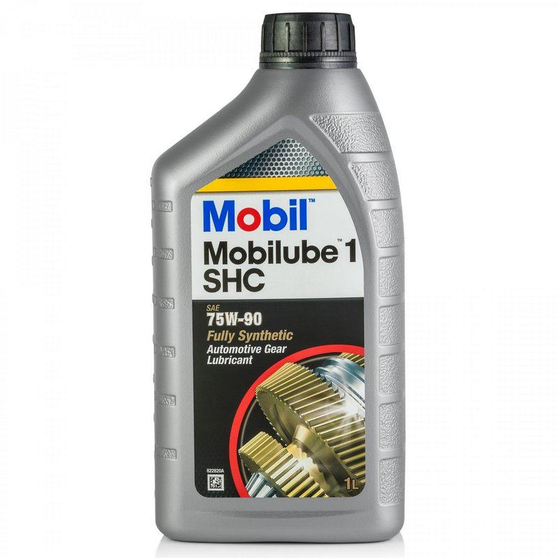 Mobil Mobilube 1 SHC, класс вязкости 75W-90