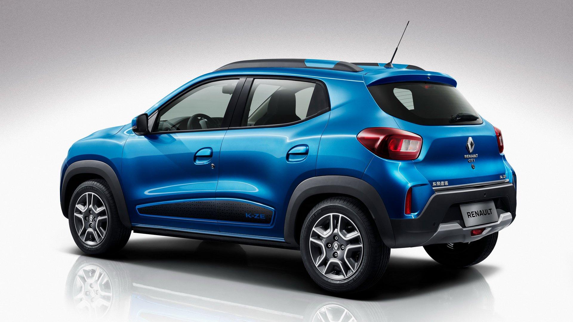К выпуску готовится новая версия Renault Kwid