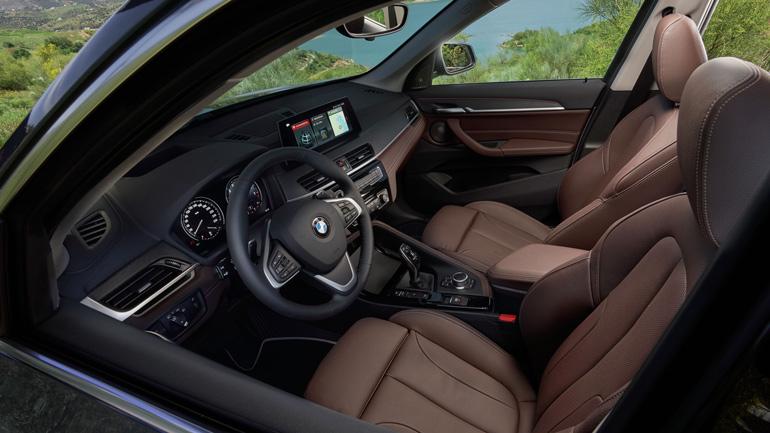Пресс-служба BMW объявила ценовую политику на обновленный кросс X1