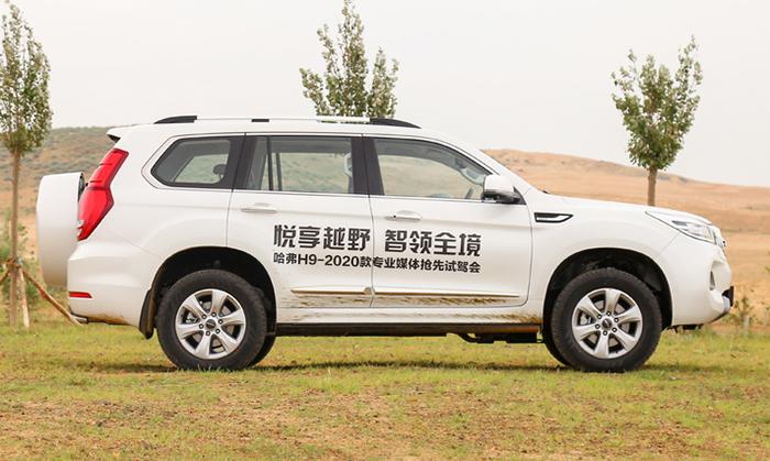 Обновленный внедорожник Haval H9 в Китае стартовал с продажами. Ждем в России